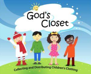 God's Closet logo